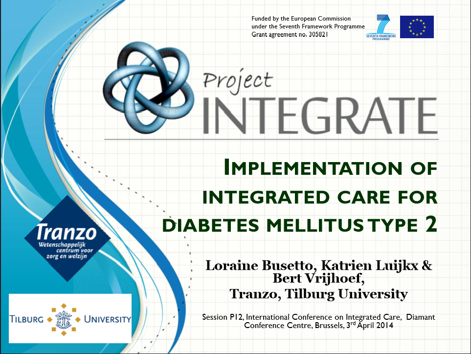 Implementation of integrated care for diabetes mellitus type 2