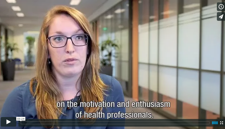 Loraine Busetto on the changing role of health professionals in integrated chronic care