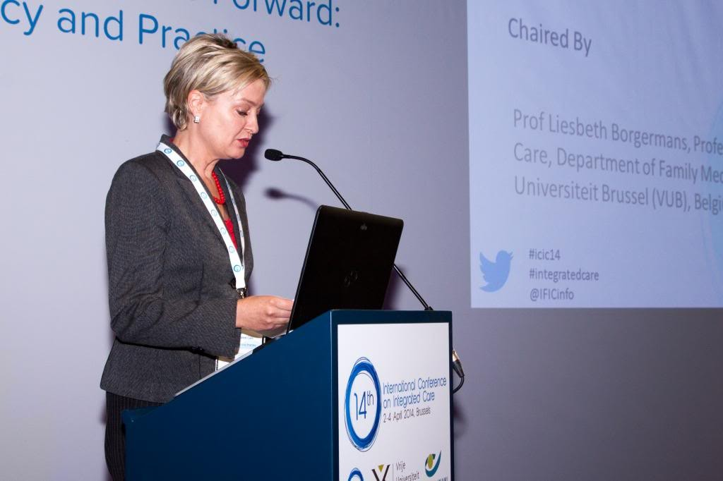 Phase 1 findings presented and ICIC14